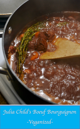 Boeuf Bourguignon Veganized Recipe